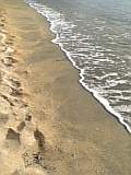 大隅湖と大浜海岸